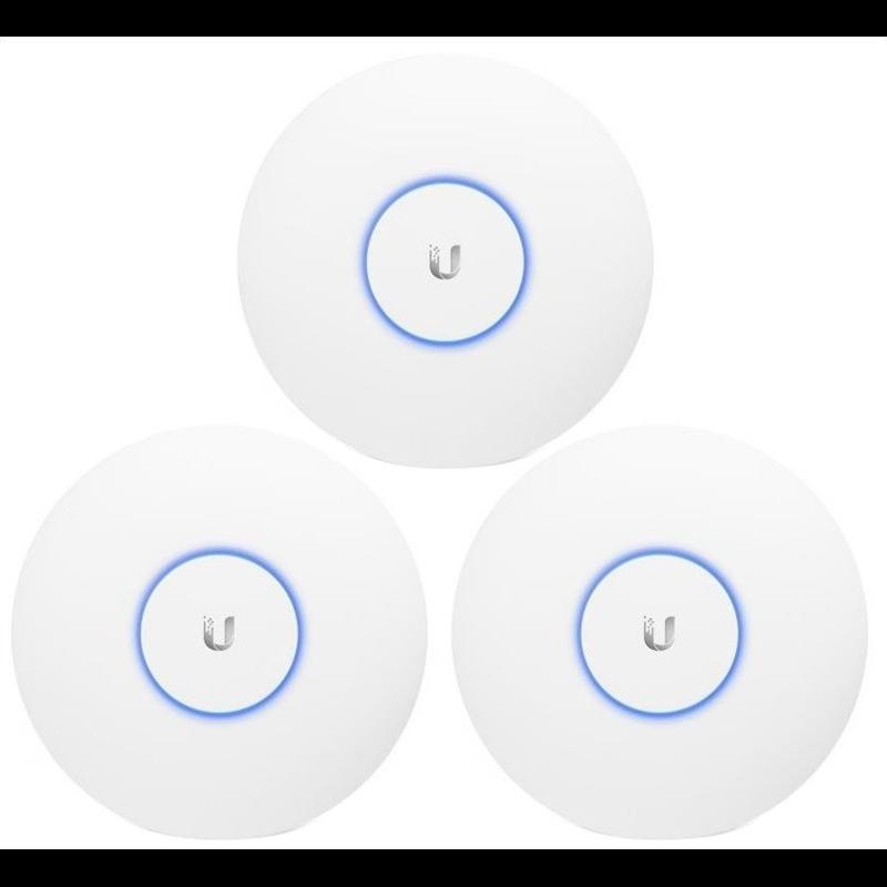 UniFi AP AC PRO (3-Pack)