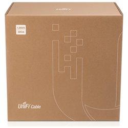 Ubiquiti UC-C6-CMP, UniFi Cable, CAT6, CMP, 23 AWG, 305m